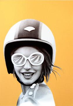 """""""Biker Girl"""""""