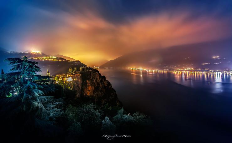 Tremosine Garda lake photo by Mario Piercarlo Marino