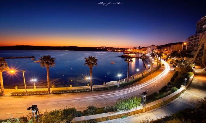 Malta ora blu- photo by Mario Piercarlo Marino