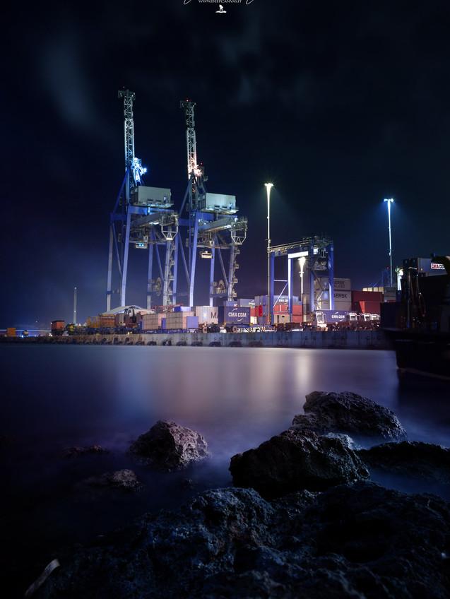 Malta Port photo by Mario Piercarlo Marino