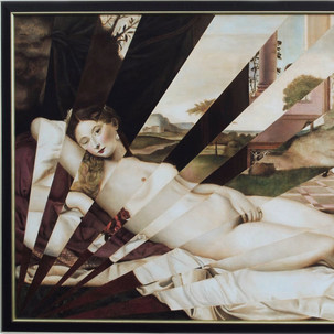 Masha Gusova - Two Venuses