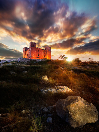 Malta Tower photo by Mario Piercarlo Marino