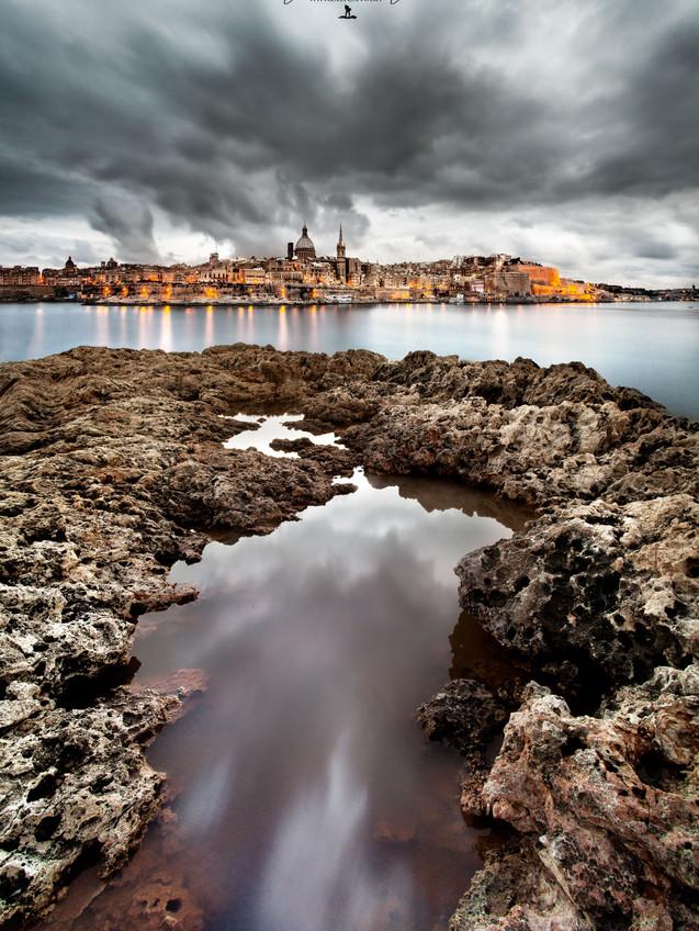 La Valletta Malta photo by Mario Piercarlo Marino