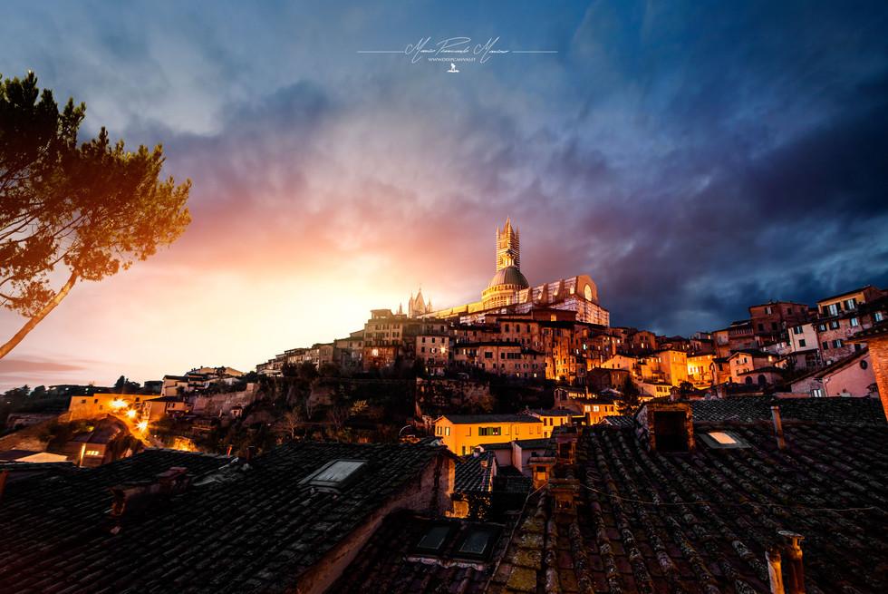 Siena Tuscany photo by Mario Piercarlo Marino