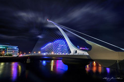Dublin-bridge photo by Mario Piercarlo Marino