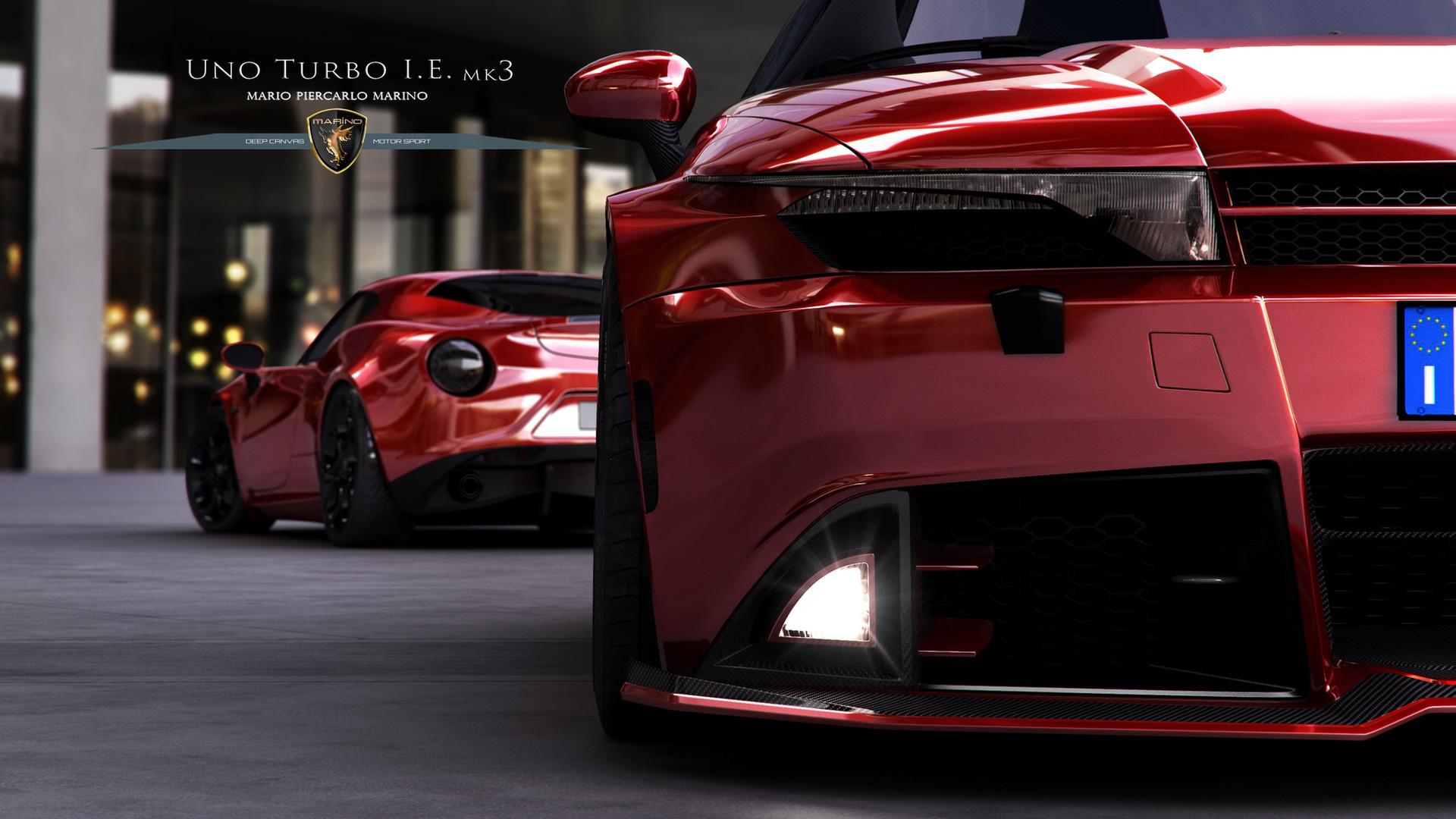 Uno Turbo mk 3 Marino Mario Piercarlo