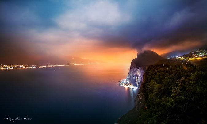 Tremosine Garda Italy photo by Mario Piercarlo Marino