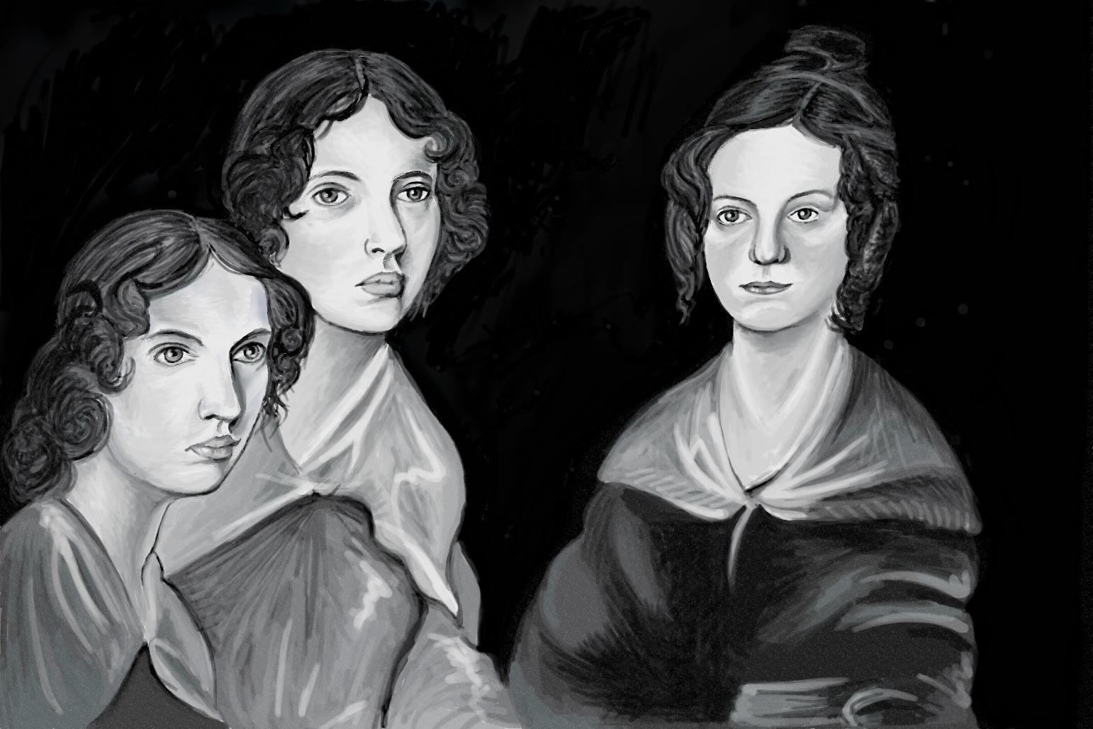 """""""Bronte Sisters"""" - JRM"""