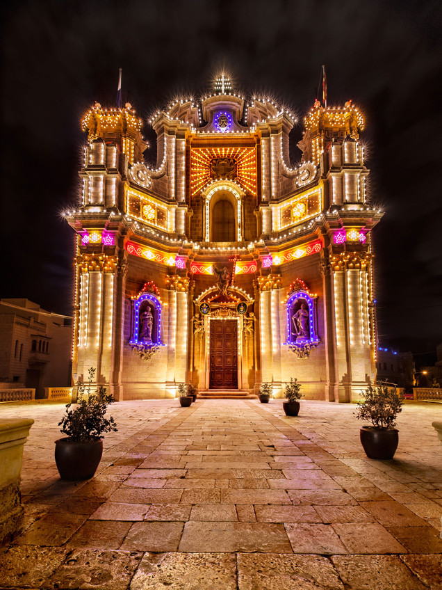 Church-Gozo photo by Mario Piercarlo Marino