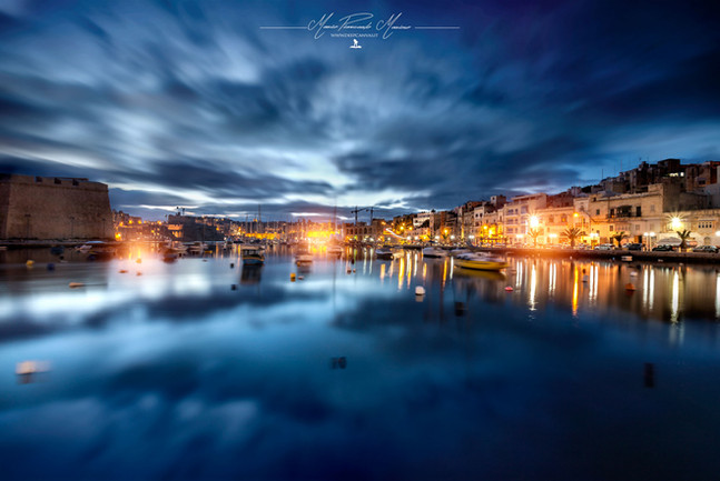 Malta ora blu photo by Mario Piercarlo Marino