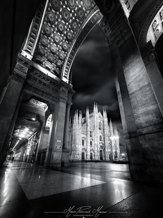 Duomo Milano by Mario Piercarlo Marino