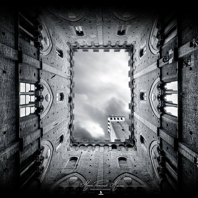 Duomo Siena by Mario Piercarlo Marino