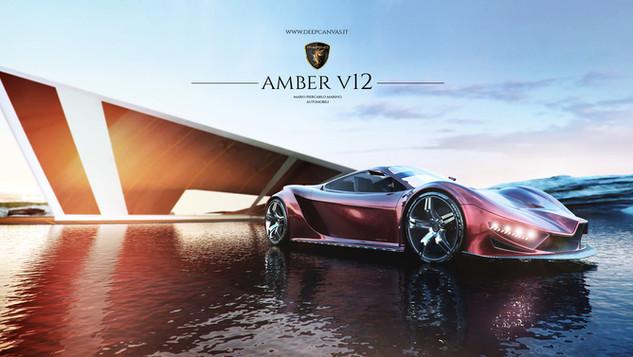 Amber V12 Deep Canvas automotive  Mario