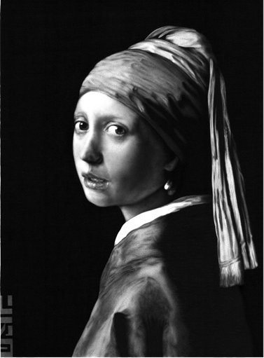 """""""Girl With Pearl Earring"""""""