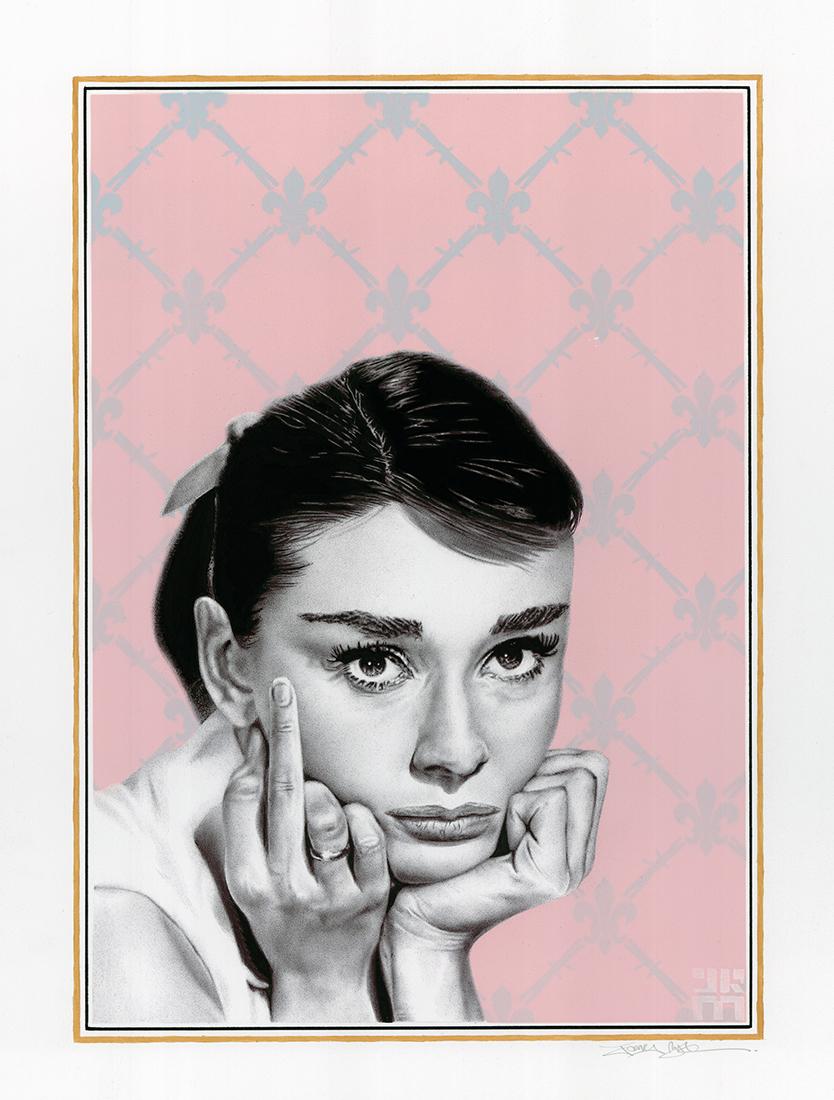 """""""Audrey Swears"""""""