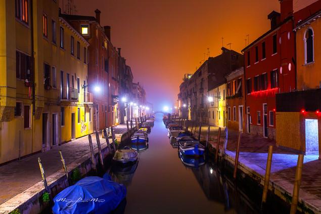 Venice color photo by Mario Piercarlo Marino