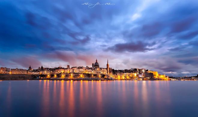 Malta La Valletta photo by Mario Piercarlo Marino