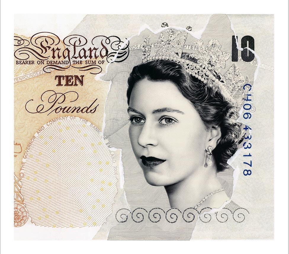 """£QE10"""