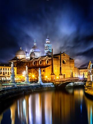 Santa Giustina - Padova photo by Mario Piercarlo Marino