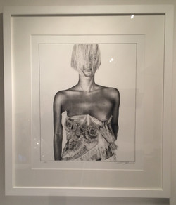 """View in frame : """"Miss Moss II"""""""