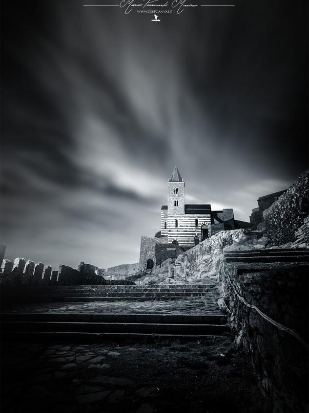 Chiesa San Pietro Porto Venere by Mario Piercarlo Marino