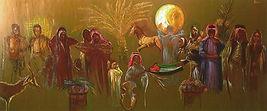 Andrew Vicari, horse, arabia, oil painting