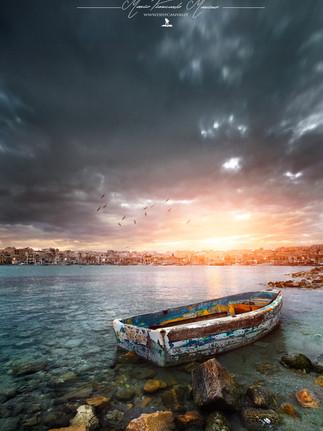 Marsaxlokk Malta photo by Mario Piercarlo Marino