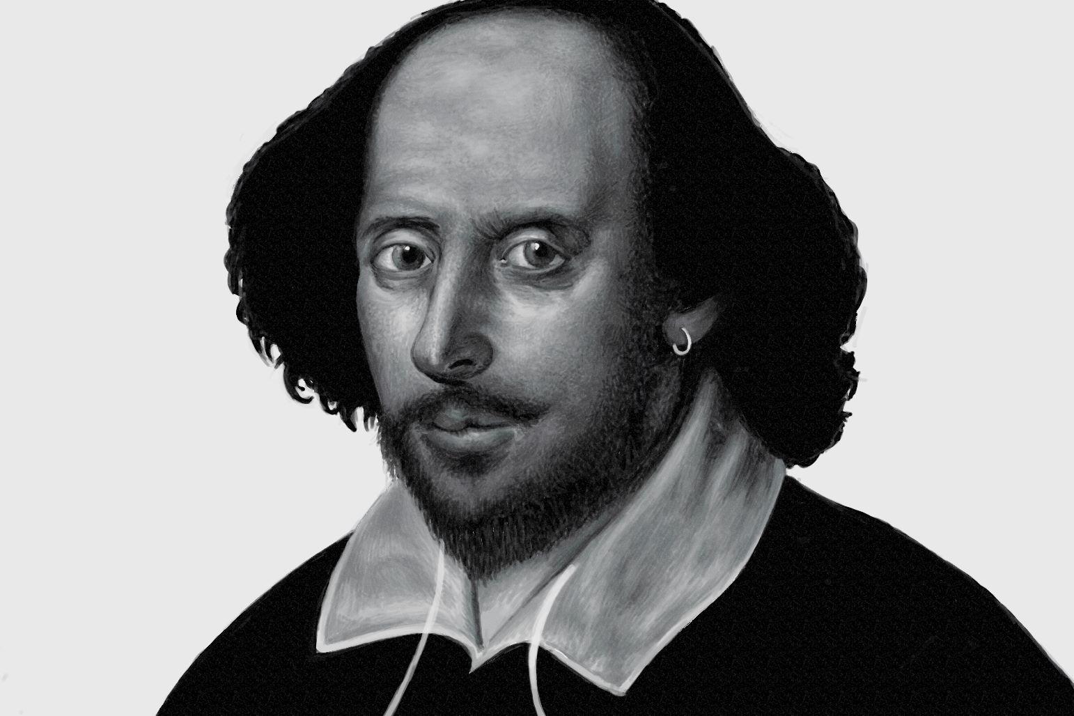 """Shakespeare"" JRM"
