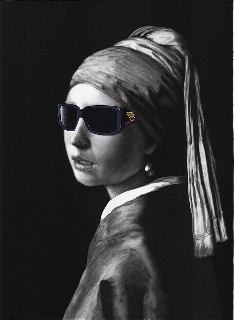 """""""The Girl Wearing Prada Sunglasses"""""""