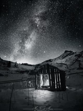 Milky way Marmolada by Mario Piercarlo Marino