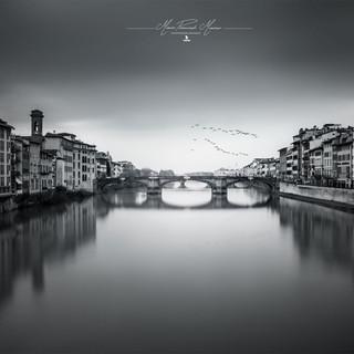 Ponte Vecchio Firenze by Mario Piercarlo