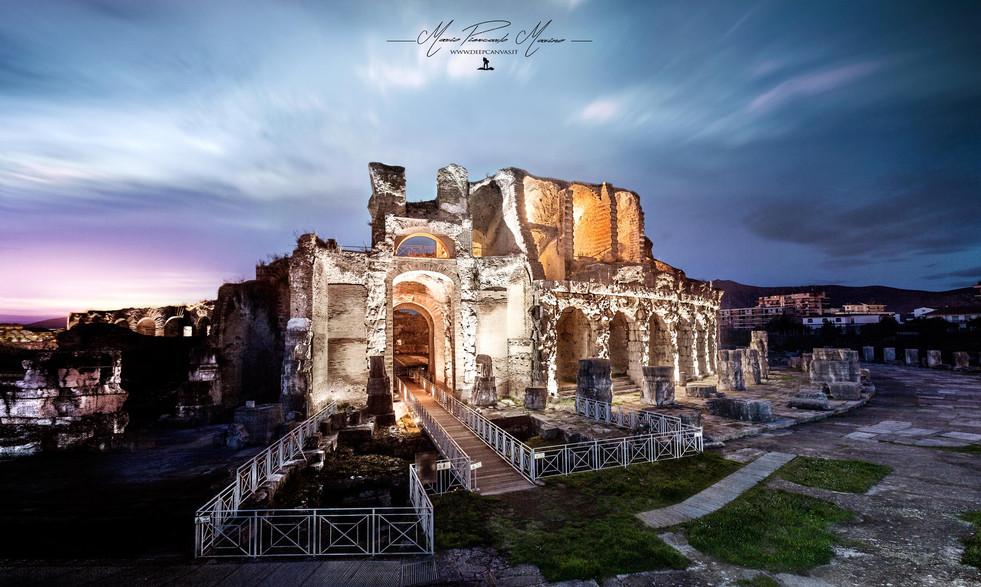 Colosseo Caserta Italy photo by Mario Piercarlo Marino
