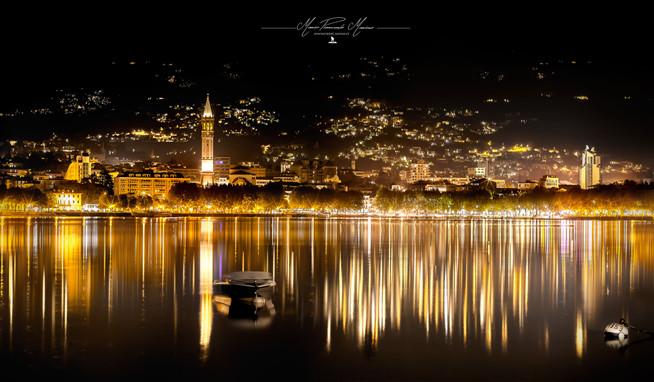 Lecco lago photo by Mario Piercarlo Marino