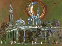 Andrew Vicari, mosque, arabia