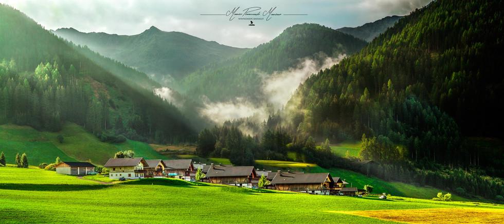 Val Casies Mountain photo by Mario Piercarlo Marino
