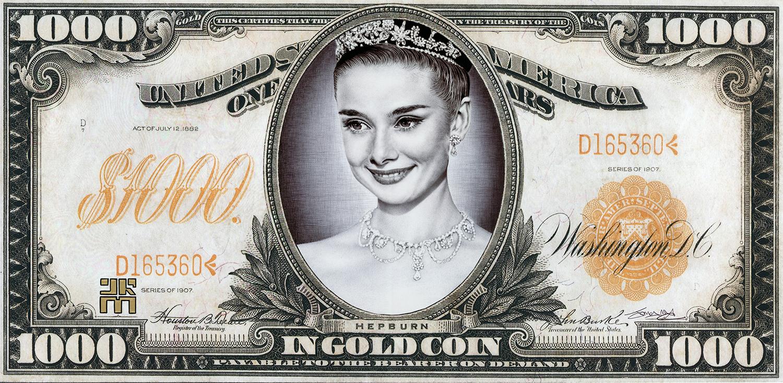 """""""Hepburn Currency"""""""