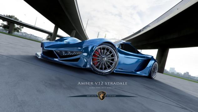 Amber V12 Stradale