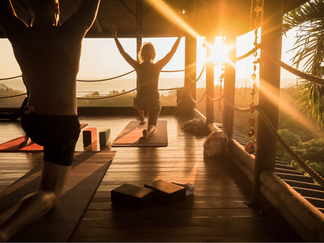 Corporate Wellness Retreats - Reconnect with your employees and partners