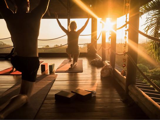 Corporate Yoga & Wellness Retreats