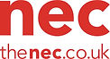 NEC LOGO HORIZONTAL OPEN SPACE RED_PANTO