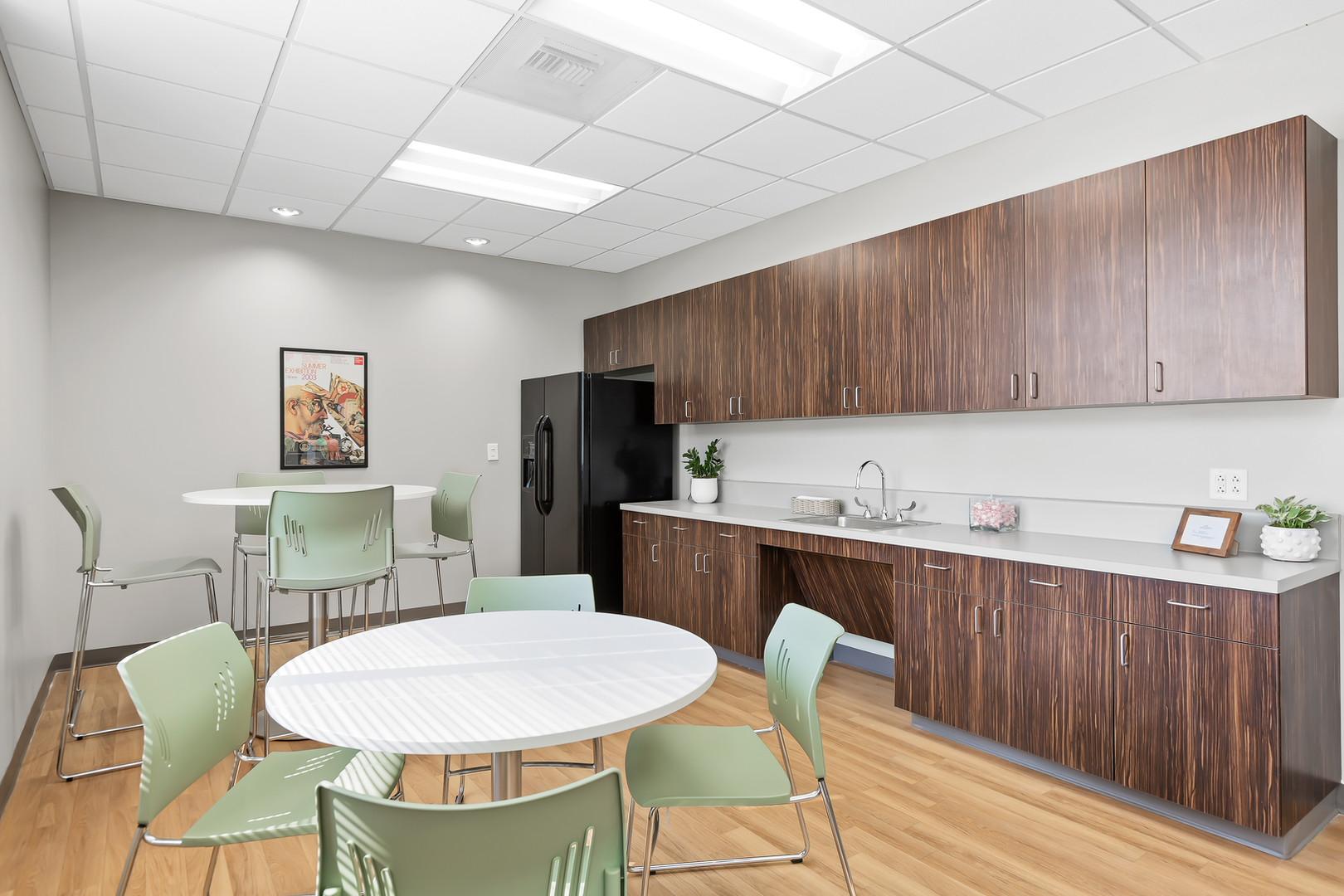Meeting Pointe kitchen