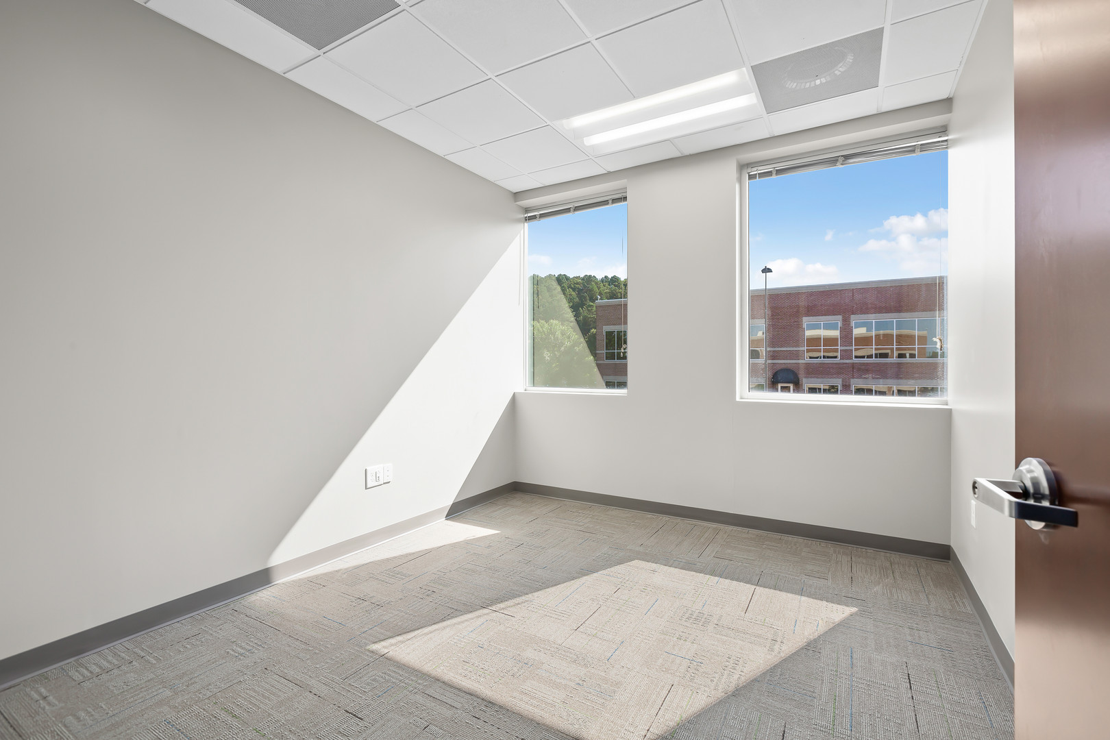 vacant office space
