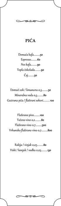 Majka&Co. - Cenovnik 2013.