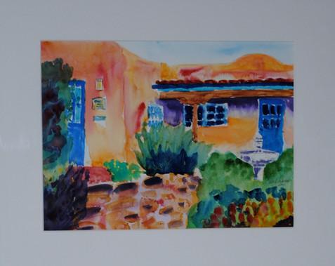 Toas Courtyard