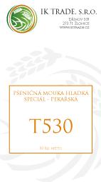 T530 - Hladká pšeničná mouka