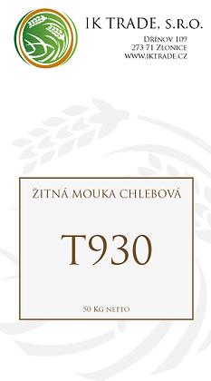 T960 - Chlebová žitná mouka