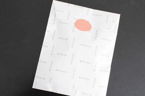 ギフトラッピング 封筒&銅箔シール