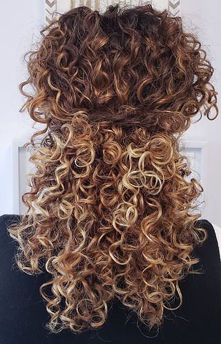 Painted Curls