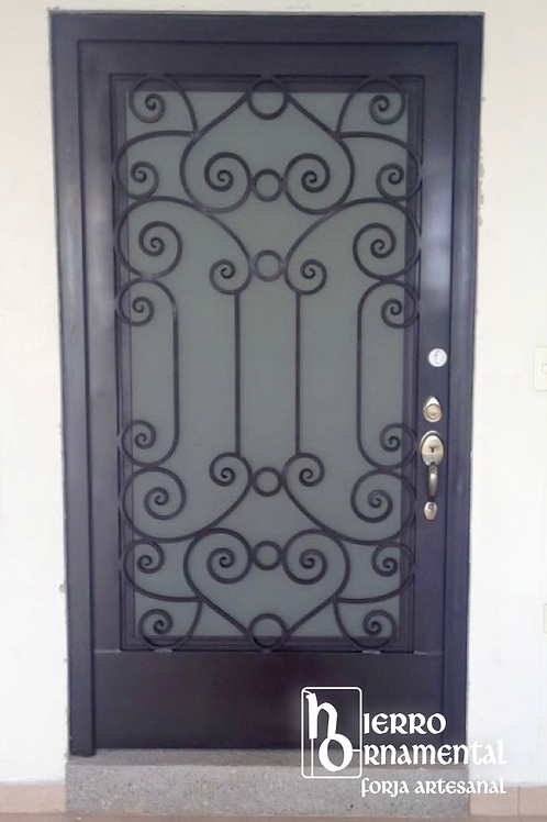 Puerta Narvarte