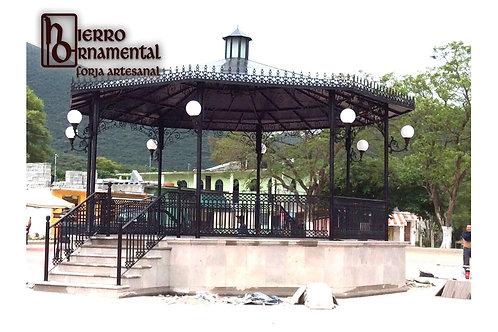 Kiosco Querétaro